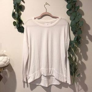 Rag & Bone | Basic white long sleeve